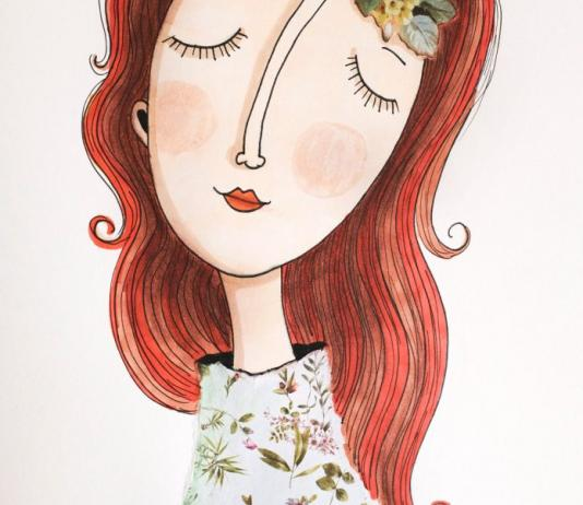 Portrait & Face Illustration by Femke Nicoline Muntz / Artist 12497