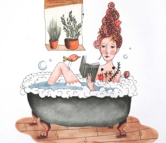 Woman & Female Illustration by Femke Nicoline Muntz / 12499
