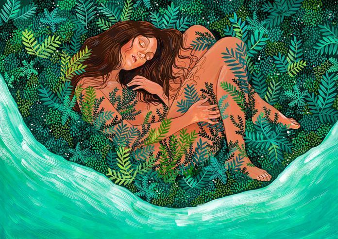 Illustration by Helena Perez / 12688