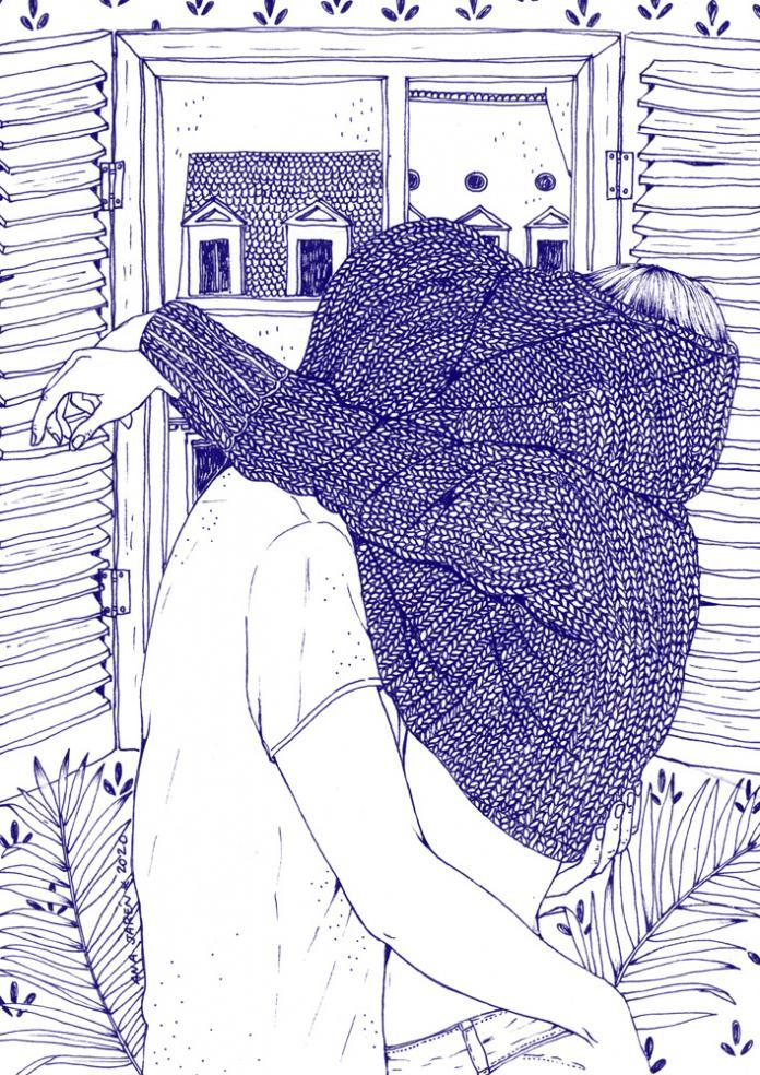 Illustration by Ana Jarén / 13921