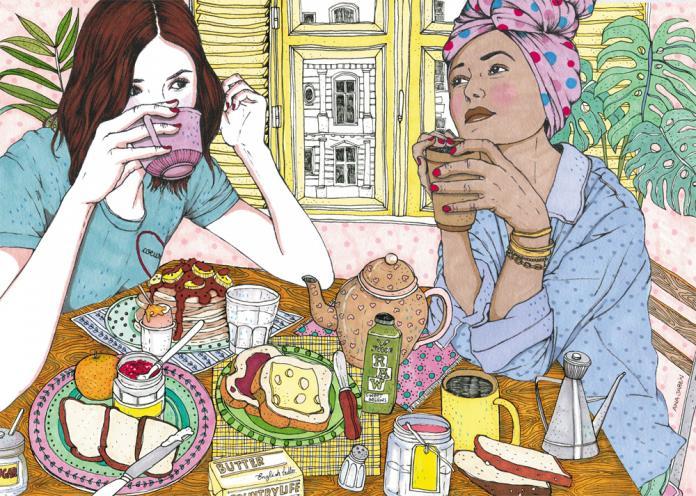 Illustration by Ana Jarén / 13923