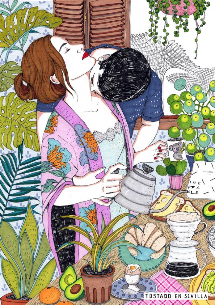 Illustration by Ana Jarén / 13924