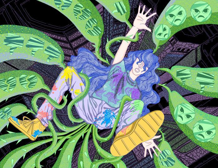 Illustration by Feixue Mei / 14283