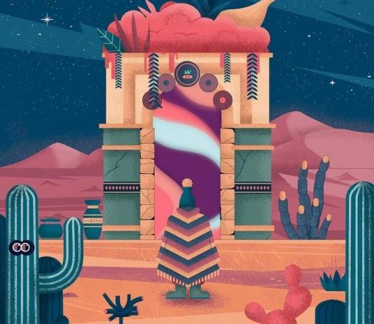 Vector & Geometric Illustration by Adrian Balastegui / 11323