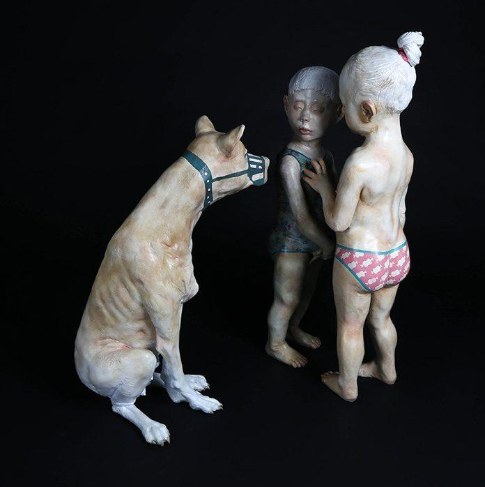Sculpture by Chen-Shun, Lin / 9398