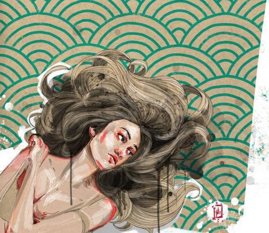 Woman & Female Illustration by Danish Fernandes / 10443