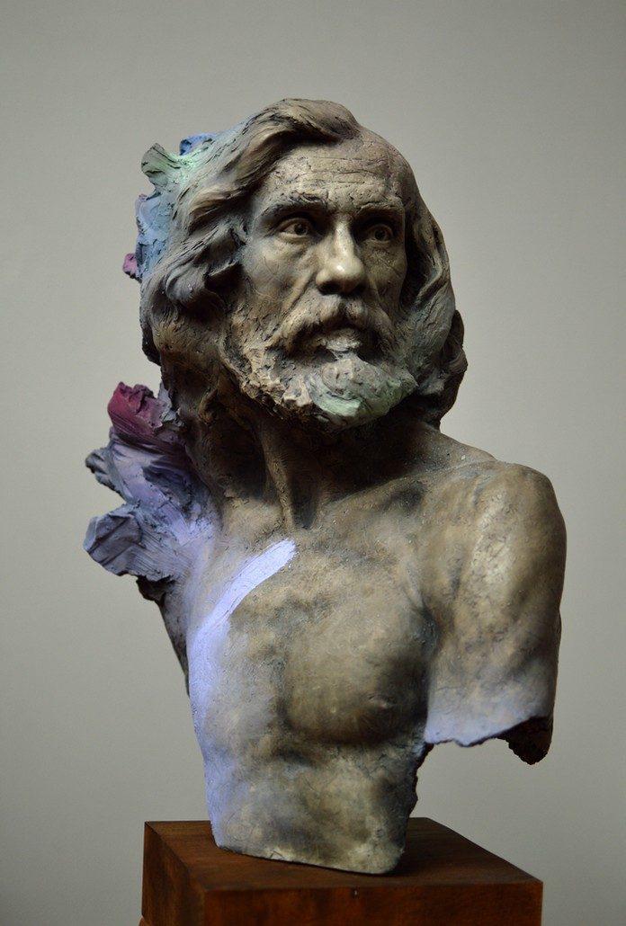 Sculpture by Eudald de Juana Gorriz / 11260