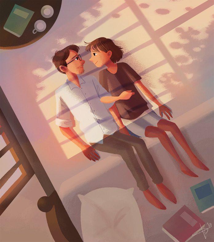Illustration by Hana Augustine / 9884