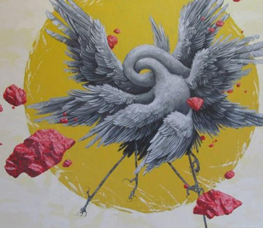 Acrylic Painting by Hemad Javadzade / 10347
