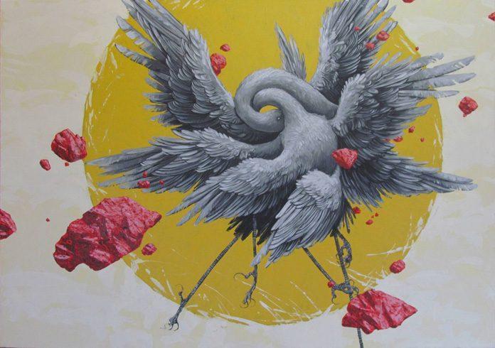 Painting by Hemad Javadzade / 10347
