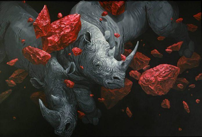 Painting by Hemad Javadzade / 10353