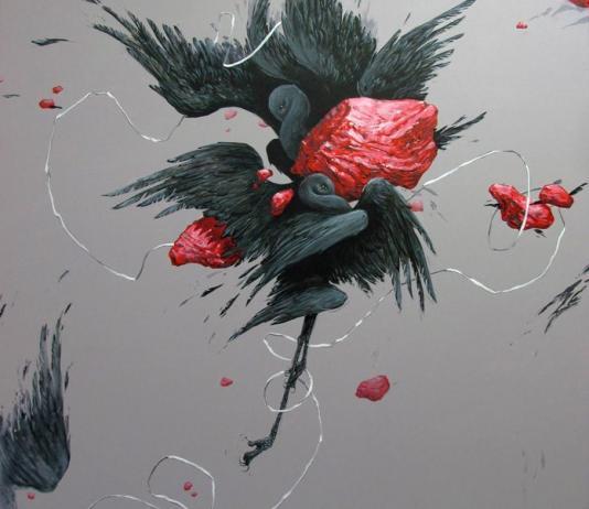 Bird Painting by Hemad Javadzade / Artist 10346