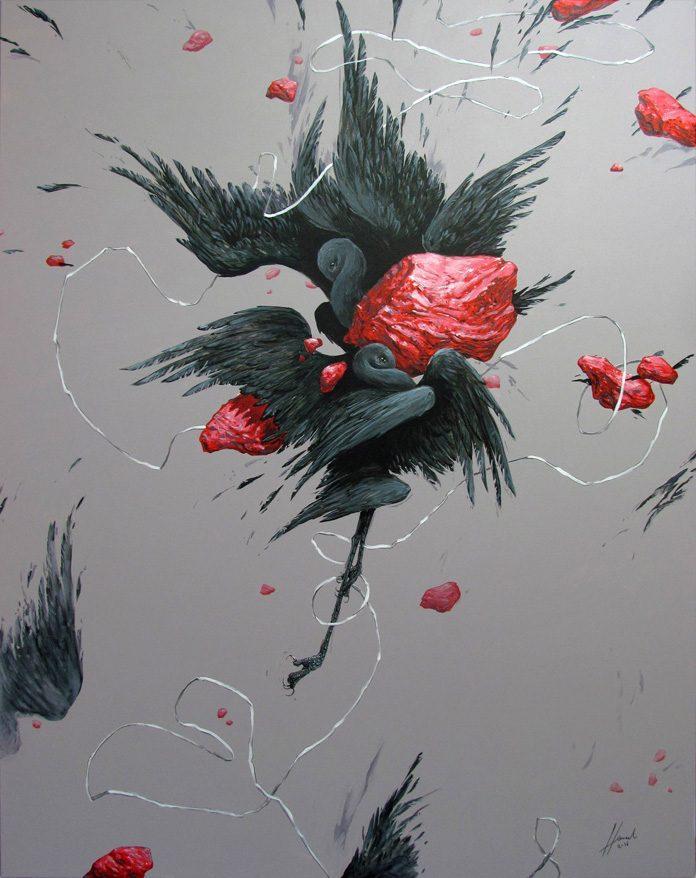 Painting by Hemad Javadzade / 10346