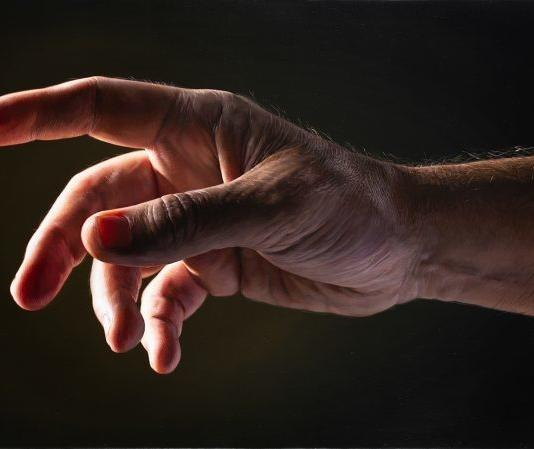 Hand Painting by Javier Arizabalo / 11216
