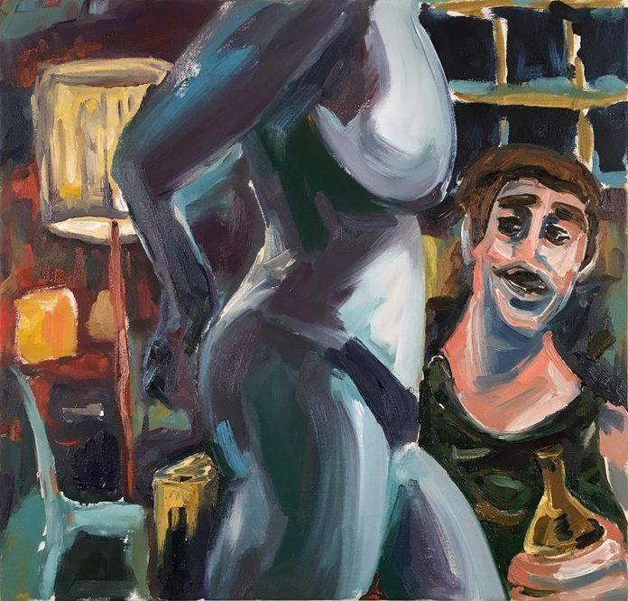 Painting by Joe Carrozzo / 8653
