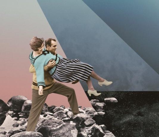 Geometric Collage by Julien Pacaud / Artist 11457