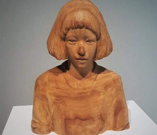 Woman / Female Sculpture by Sakai Kohta / 11346