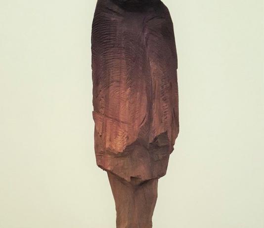 Wood Sculpture by Sakai Kohta / Artist 11347