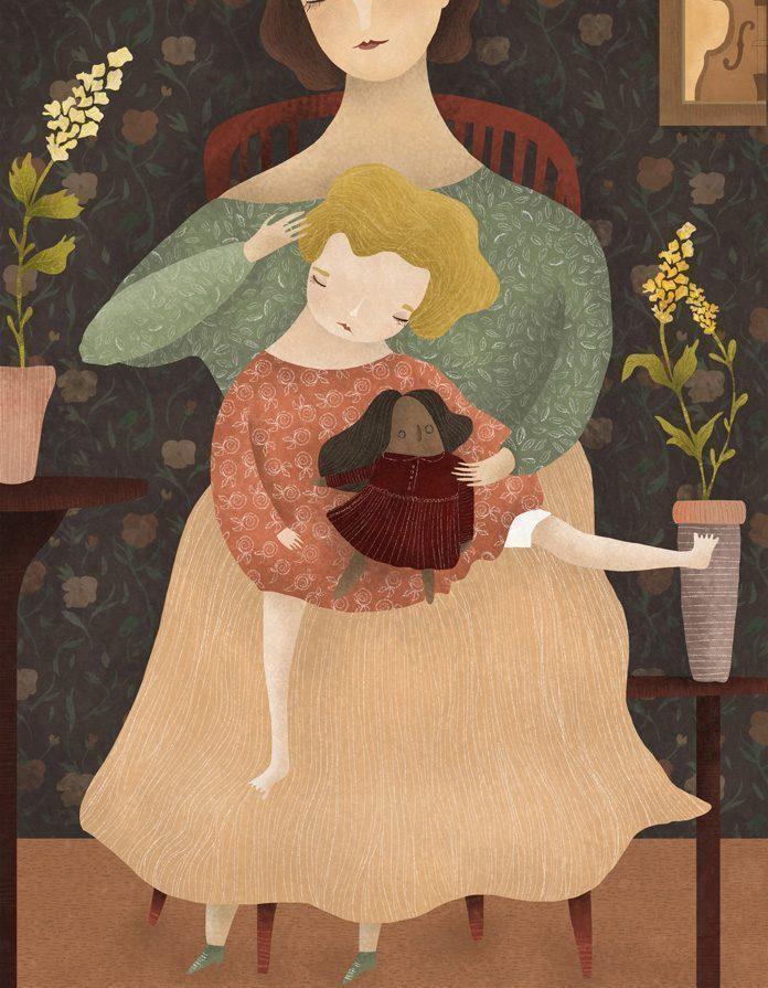 Illustration by Amalia Restrepo / 7753