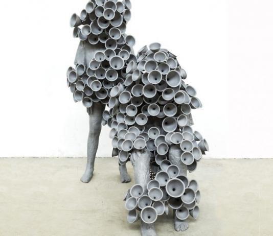 Modern & Contemporary Sculpture by Paolo Grassino / Artist 11408