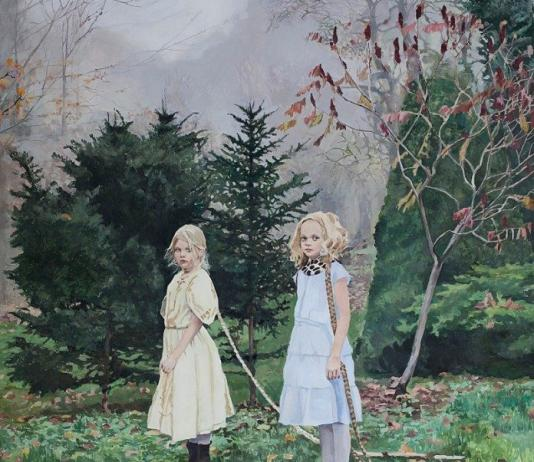 Children / Kids Painting by Pia Ingelse / Artist 2789