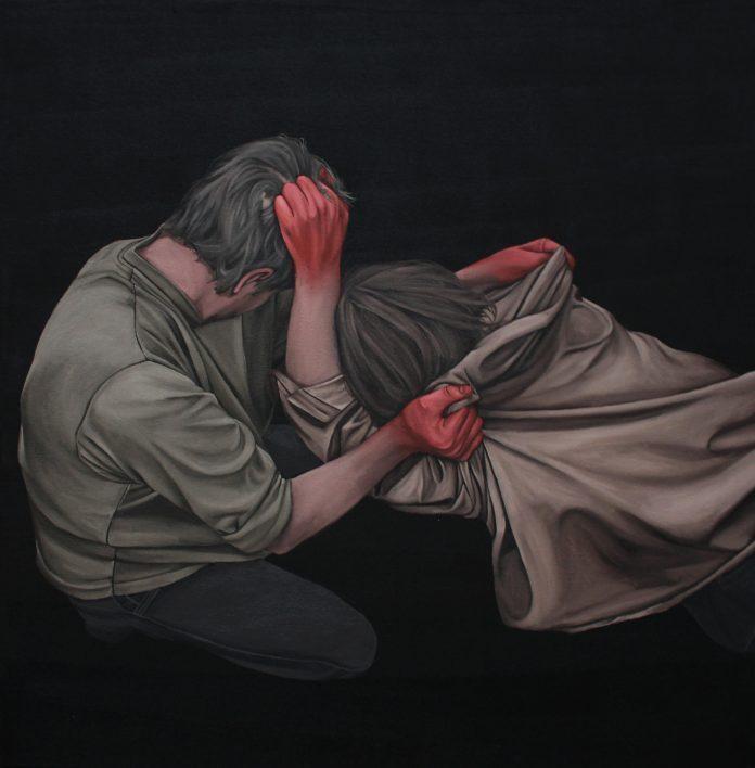 Painting by Amanda Karlsson / 6770