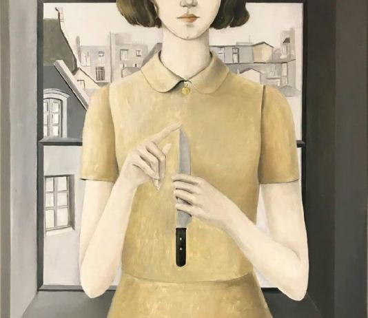 Women / Female Painting by Serpil Mavi Üstün / 11435