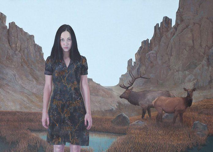 Painting by Siya Fatih Gurbuz / 10795