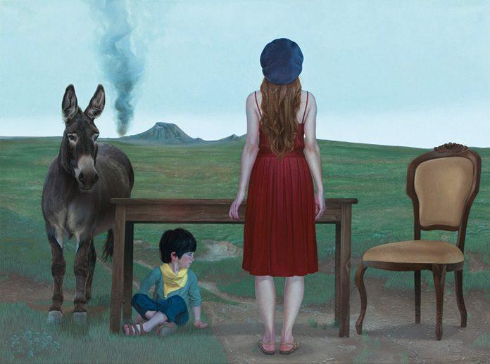 Painting by Siya Fatih Gurbuz / 10803