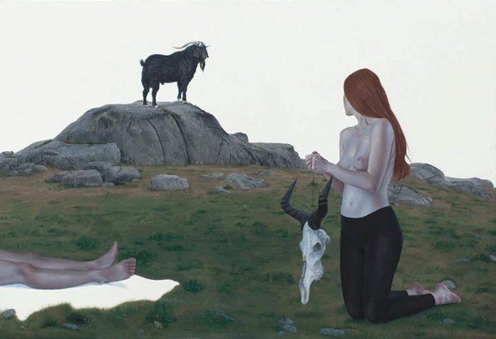 Painting by Siya Fatih Gurbuz / 10801