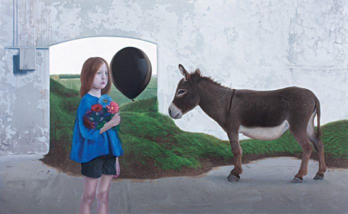 Painting by Siya Fatih Gurbuz / 10798
