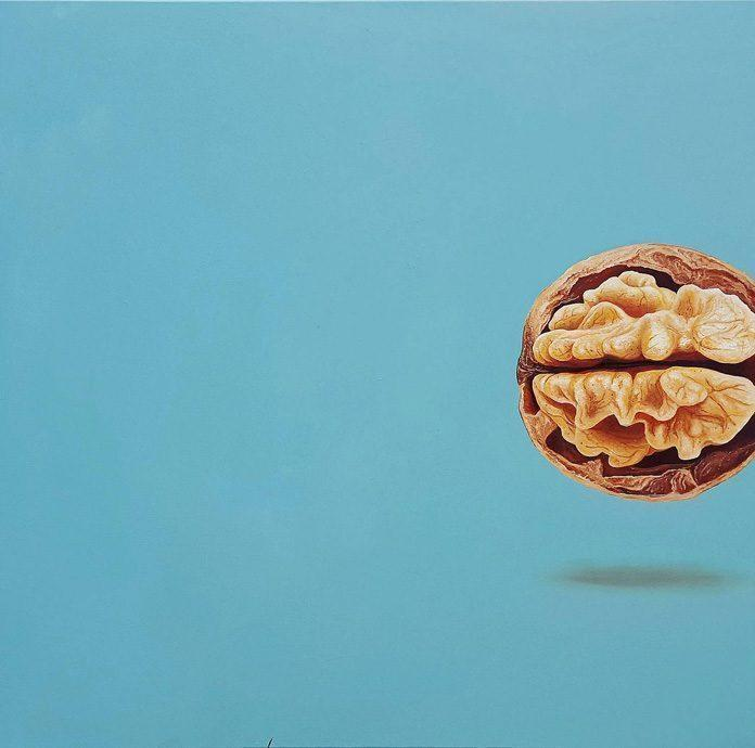 Painting by Vasja Grabner / 5104