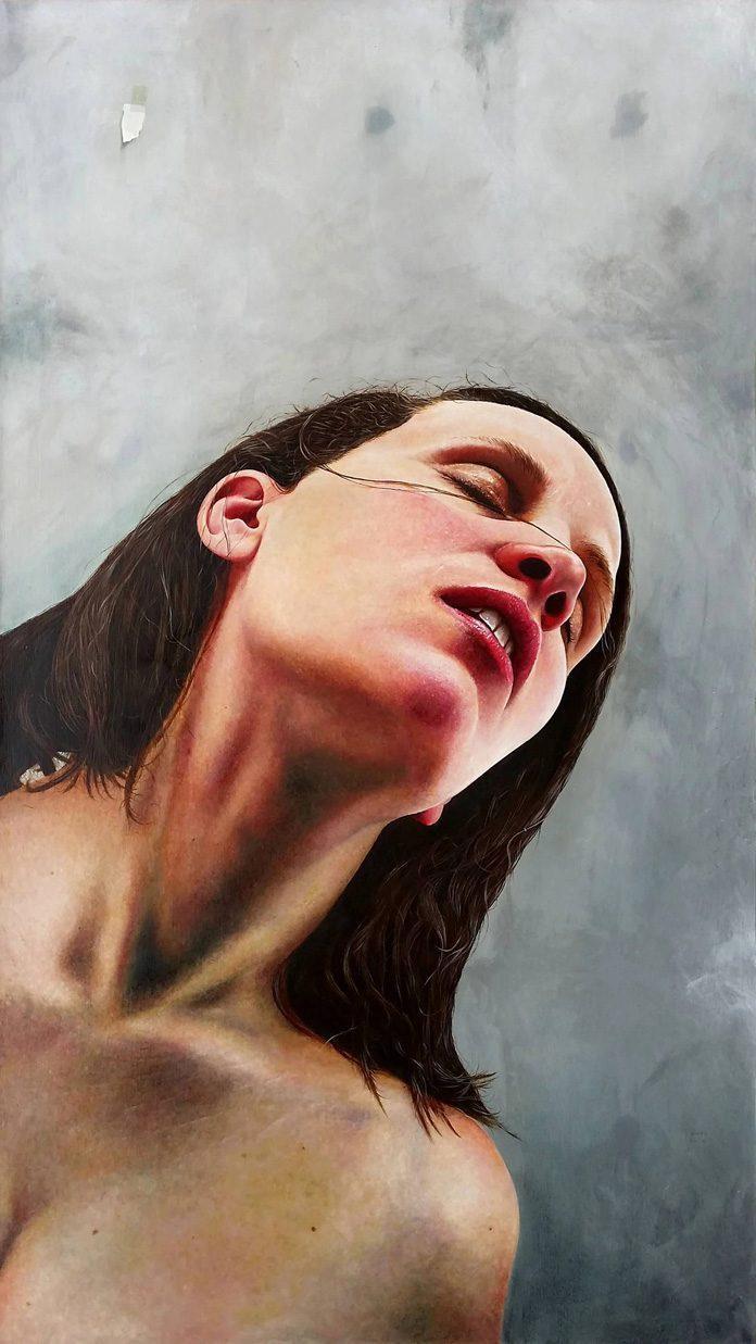 Painting by Vasja Grabner / 5105