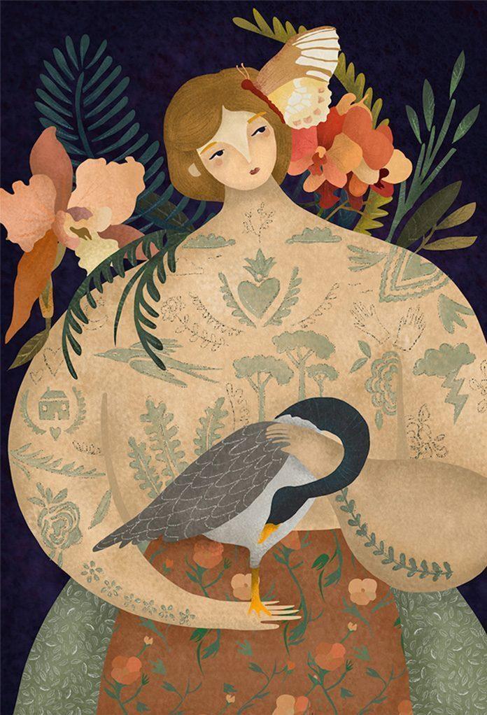 Illustration by Amalia Restrepo / 7751