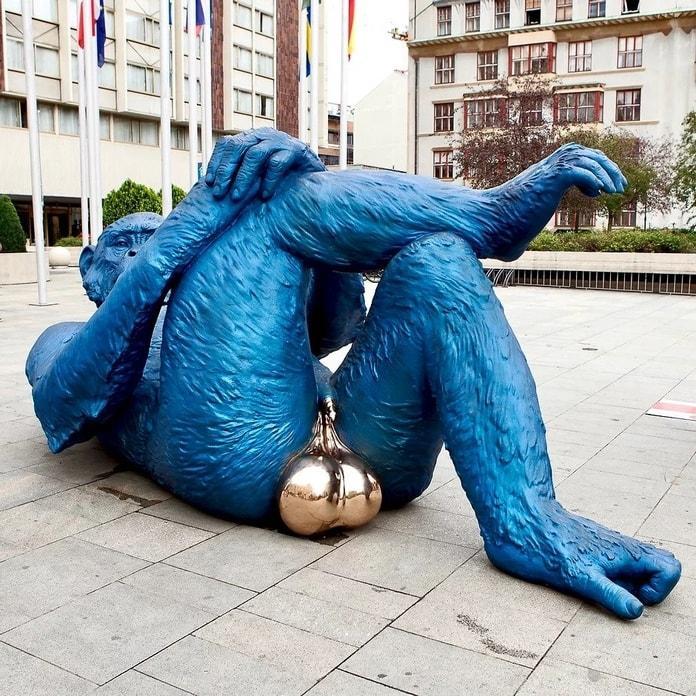 Sculpture by Denis Defrancesco / 13744