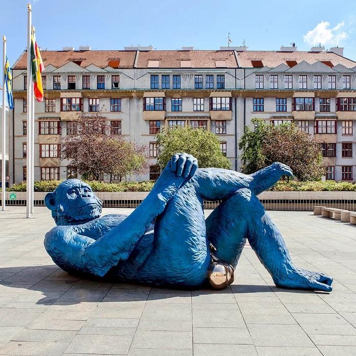 Sculpture by Denis Defrancesco / 13745