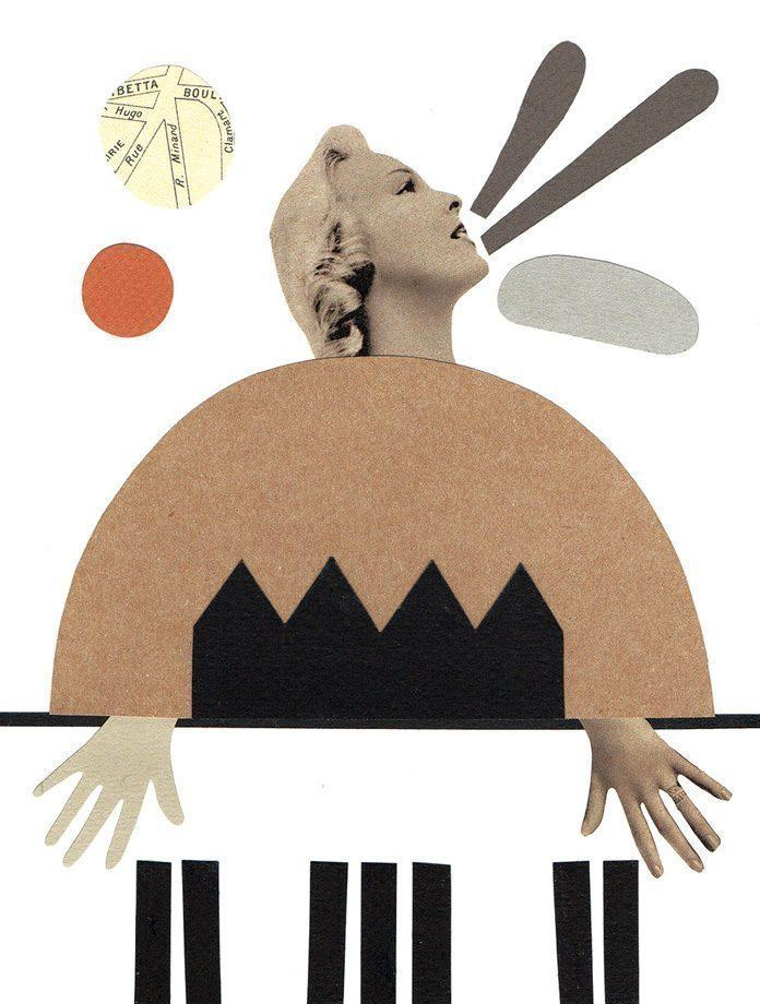 Collage by Helena Pallarés / 5237