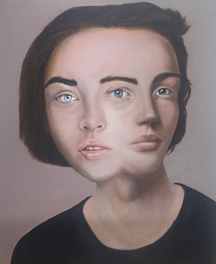 Painting by Özlem Çetin / 9880